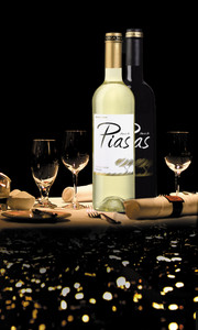 ADEGA MOR WHITE/RED WINE PIAS  (2red 4white)