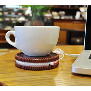 USB Biscuit Cup Heater
