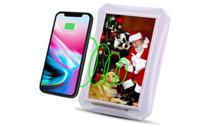Wireless Charging Photo Frame