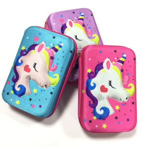Magic Unicorn 3D Pencil Case