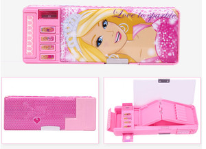 Sweet Princess Pop Out Pencil Case
