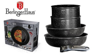 BerlingerHaus™ Professional 4 Pan Cookware Set