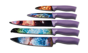 Galaxy Collection Chef Special Knife Set