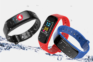 PRO Smart Bluetooth Fitness Tracker