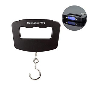 Multi Function Lightweight Portable Electronic Travel Scales