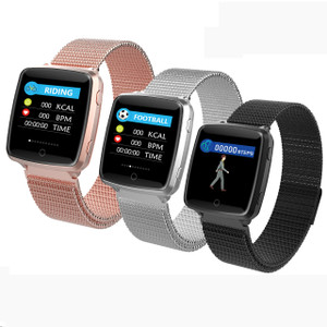 HONOR BL89 Megnetic Strap Sports Tracker Realtime heart rate and blood pressure monitor