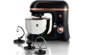 6 Speed Turbo Driven Stand Mixer