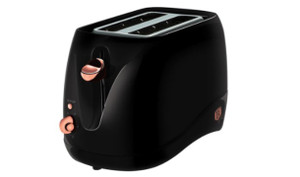 Berlinger Haus Limited Edition Toaster Black&Rose Gold