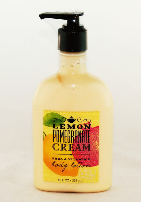 Buy now at Archway Variety! Lemon Pomegranate Body Lotion Cream