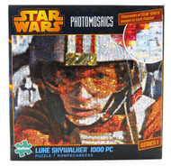 Shop now for Luke Skywalker 1000 piece Jigsaw Puzzle NEW Photomosaic