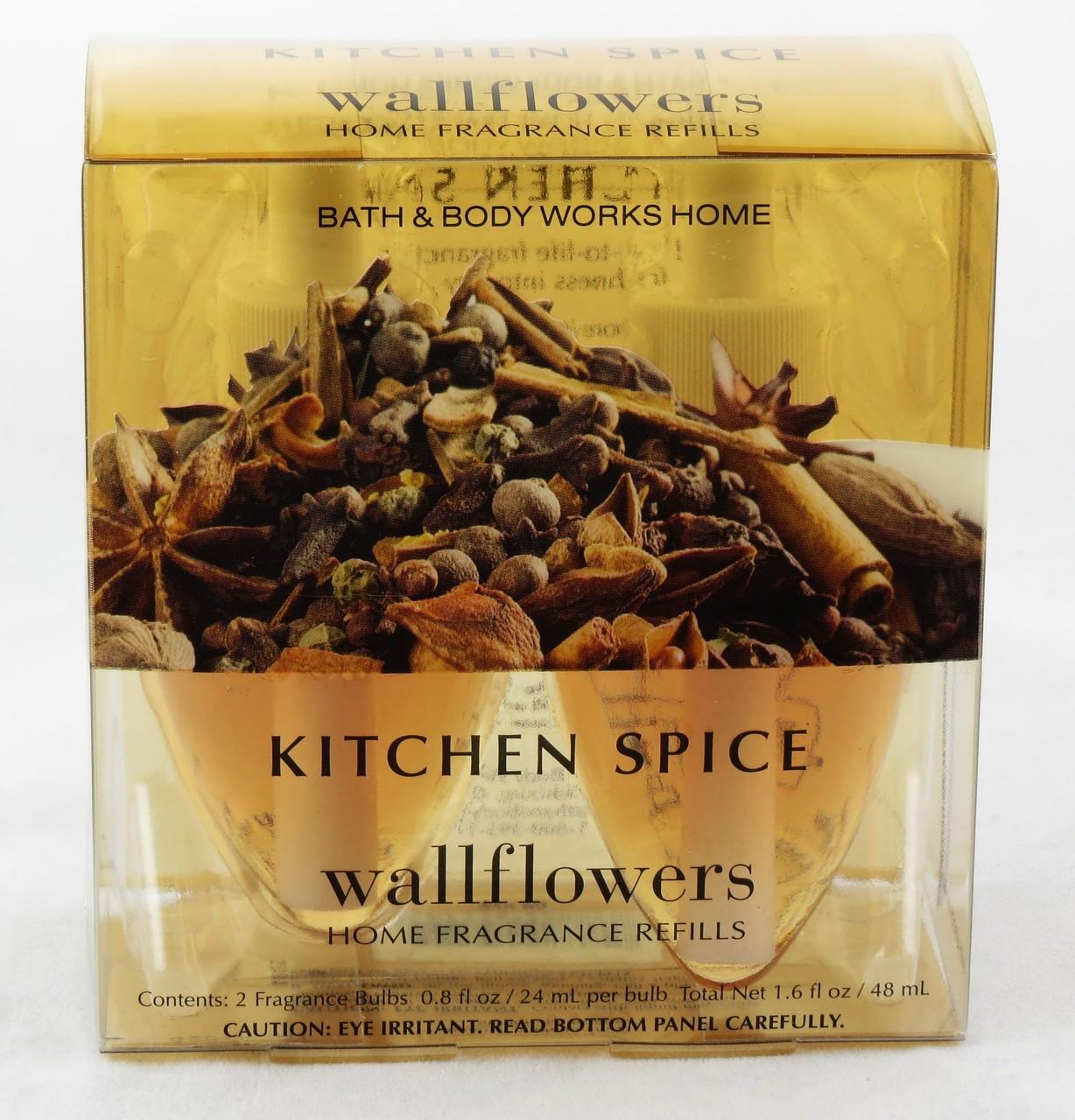 Kitchen Spice Wallflower Fragrance Bulb 2-pack   Archway Variety