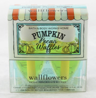 Shop now for Pumpkin Pecan Waffles Bath and Body Works Wallflower Home Fragrance 2-pack