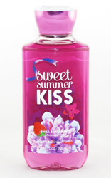 Hurry! Buy now! Sweet Summer Kiss Shower Gel Wash Bath and Body Works