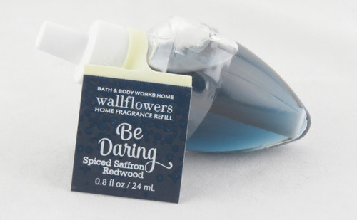 Buy Be Daring Spiced Saffron and RedWood Wallflower Fragrance Bulb Bath and Body Works