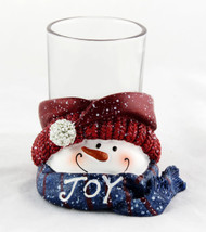 Shop now for Joy Snowman Votive Holder Yankee Candle Company Holiday Fun