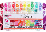 Shop now for this Awesome Tie Dye Kit by Tulip-Kaleidoscope full color large party pack!