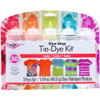 Buy Luau Tie Dye Craft Kit Tulip-Turquoise Fuschia Lime Orange Purple Violet