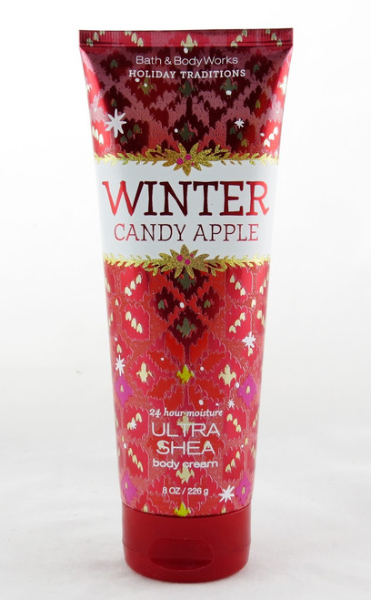 Shop now for Winter Candy Apple Ultra Shea Body Cream Bath and Body Works