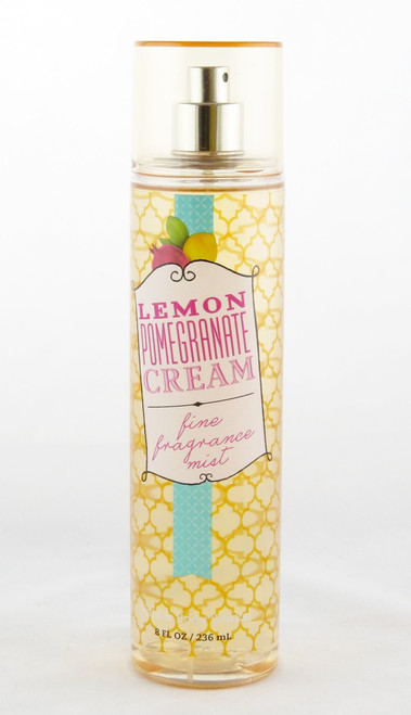 Shop now for Lemon Pomegranate Cream Fine Fragrance Mist Spray Bath and Body Works