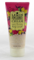 Shop here for Lemon Pomegranate Cream Body Scrub Bath and Body Works