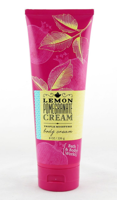 Shop now for Lemon Pomegranate Cream Triple Moisture Body Cream Bath and Body Works