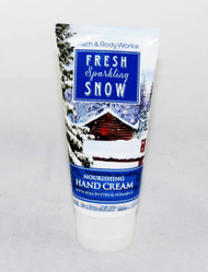 Shop now for Fresh Sparkling Snow Bath and Body Works Hand Cream