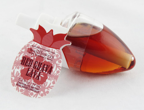 Shop now for Wallflower Fragrance Bulb Refill Bath and Body Works Red Guava Lava