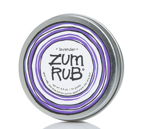 Lavender Zum Body Muscle Rub Indigo Wild 2.5oz