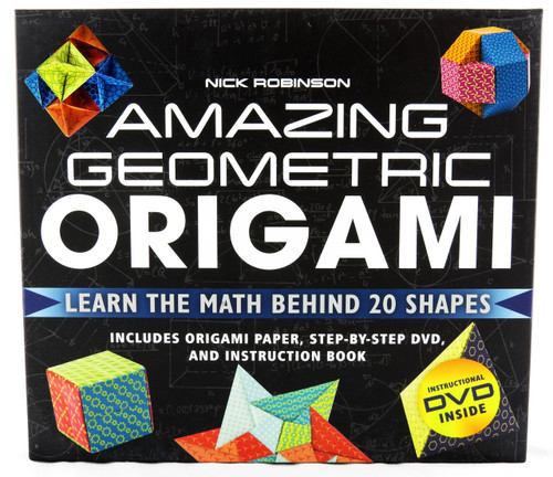 Shop now for Amazing Origami Geometric Art and Craft Kit