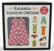 Shop now for Foldable Fashion Origami Craft Kit Book