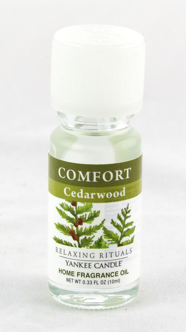 Shop now for Cedarwood Comfort Relaxing Rituals Home Fragrance Oil from Yankee Candle