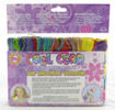 Click here to buy Tie Dye Cool Cord Jewelry Activity Kit | Party Pack Size