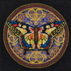 Shop now for Ornate Butterfly Petite Dimensions Gold Collection Cross Stitch Kit