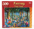 Shop now for Fairy Tales Fantasy 500 Piece Jigsaw Puzzle