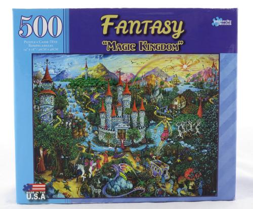 Shop now for Magic Kingdom Fantasy 500 Piece Jigsaw Puzzle
