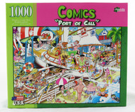 Shop now for Comics Port Of Call 1000 Piece Jigsaw Puzzle R.J. Crisp