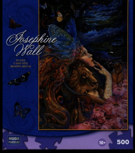 Heart and Soul 500 piece Jigsaw Puzzle by Josephine Wall
