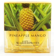 Shop here now for Pineapple Mango Wallflower Fragrance Bulb 2-Pack Bath and Body Works