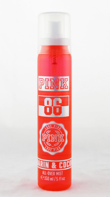 Shop here now for Mandarin Coconut PINK All Over Body Mist Victoria's Secret