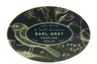 Shop here now for Earl Gray Solid Perfume Decorative Tin K.Hall Design 1oz