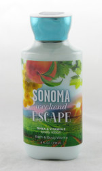 Click here to buy Sonoma Weekend Escape Body Lotion Bath and Body Works 8oz
