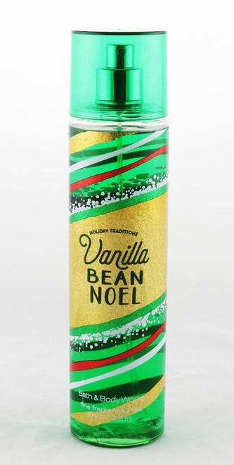 Vanilla Bean Noel Fine Fragrance Mist Bath and Body Works 8oz