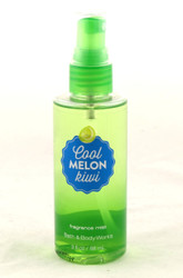 Cool Melon Kiwi Fine Fragrance Mist Travel Size Bath and Body Works 3oz
