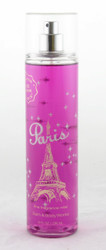 Paris Pink Champagne Tulips Fine Fragrance Mist Bath and Body Works 8oz
