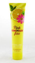 Pink Lemonade Fizz Cooling Body Gel Lotion Bath and Body Works 5.6oz