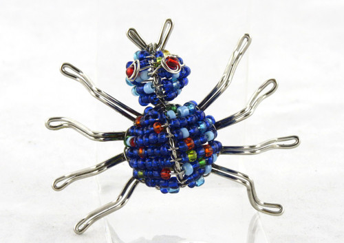 Spider Beaded Animal Fridge Magnet (You Choose Color)