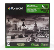 Blown Away Polaroid Photo Art 1000 Piece Jigsaw Puzzle