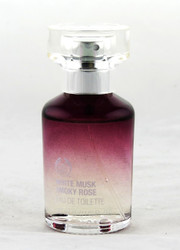White Musk Smoky Rose Eau de Toilette The Body Shop 1oz