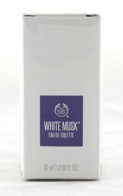 White Musk Eau de Toilette The Body Shop 1oz