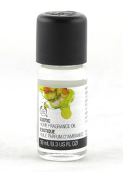 Exotic Home Fragrance Oil The Body Shop 0.3oz